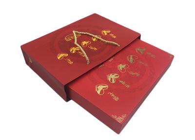 太太乐礼盒包装定制案例