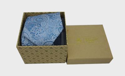 领带盒定做 领带礼盒包装设计制作