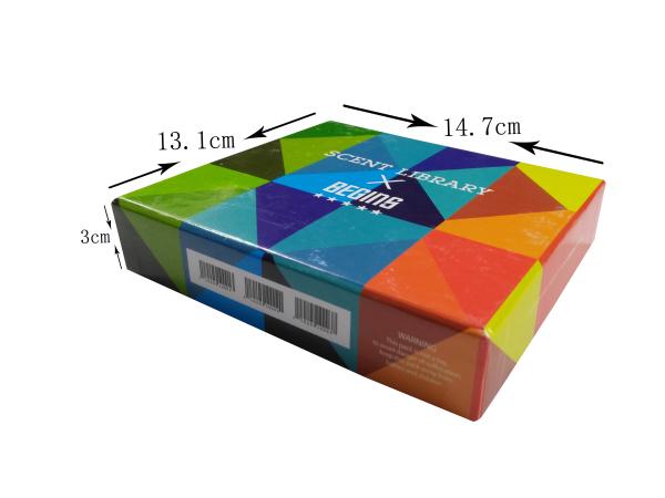 包装盒定制香水包装盒设计图