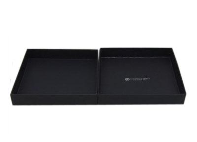 商务定制围巾礼盒包装定制设计