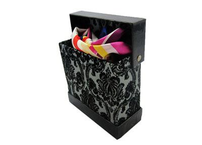 精致丝巾包装纸盒定制