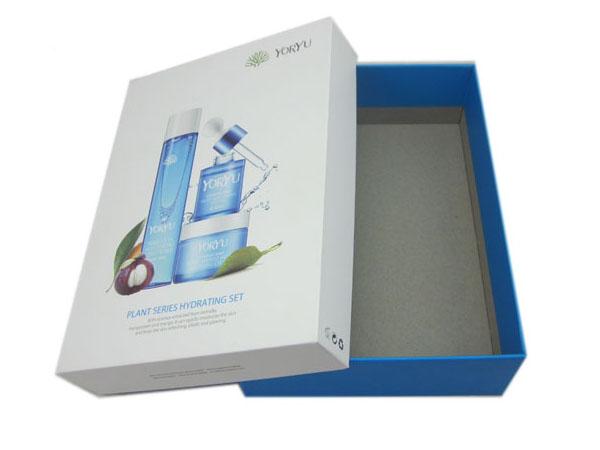 高档精美护肤品包装盒定制