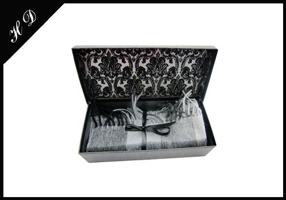 高档围巾包装盒厂家批发设计