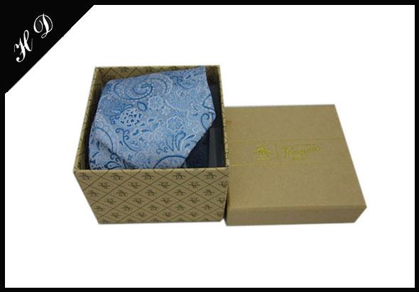 领带包装盒定做设计效果图