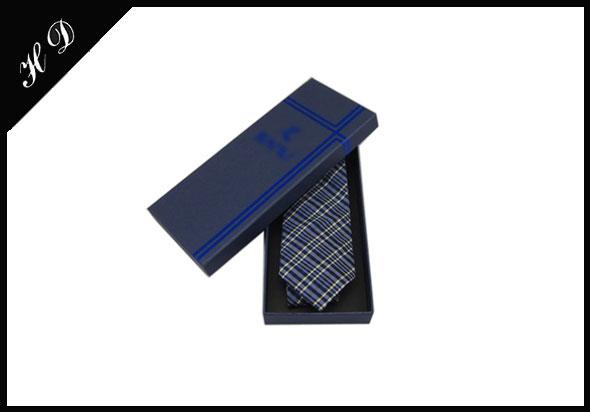 领带包装盒礼盒定制效果图