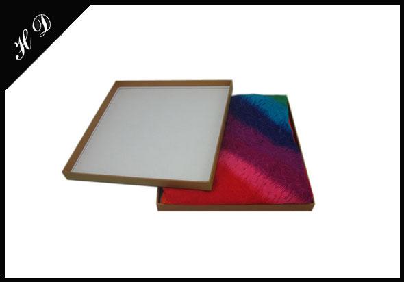 围巾礼盒包装盒厂家设计效果图