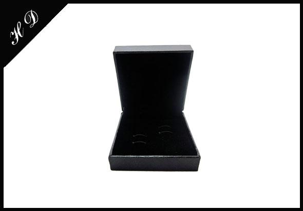 男士袖扣包装盒定制效果图