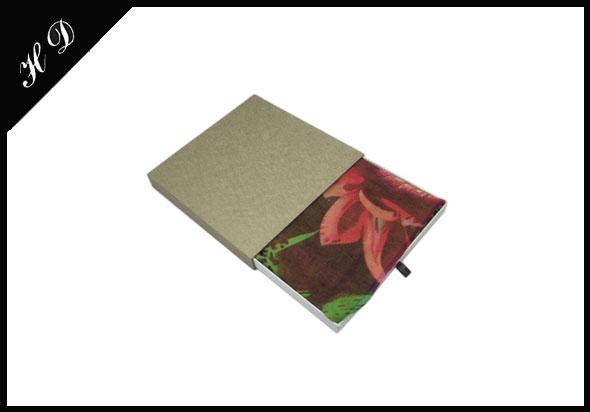 丝巾围巾包装盒礼盒包装设计