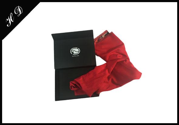 高档围巾包装盒厂家批发定制设计