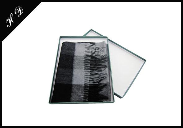 围巾礼盒包装定制设计效果图