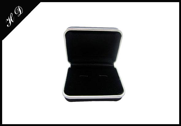 喷砂电镀袖扣包装盒厂家定制设计效果图