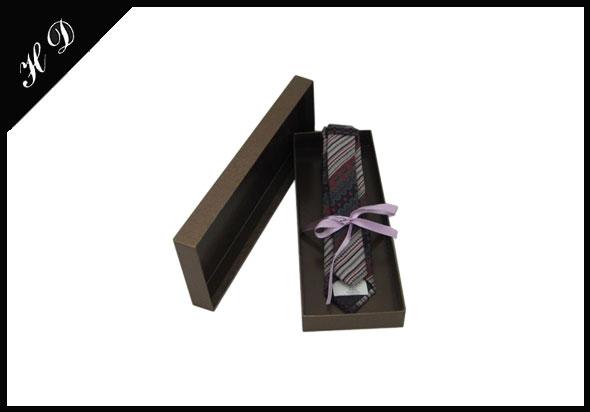 高档领带包装盒批发定制_恒大包装盒厂家设计效果图