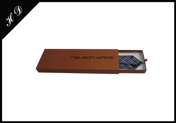 领带包装盒厂家批发定制设计效果图