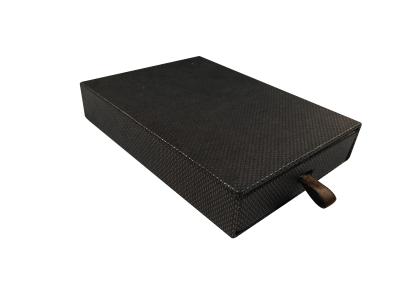 男士金色领带礼盒 商务领带包装盒