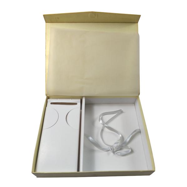 领带收纳礼盒 手提袋围巾包装盒