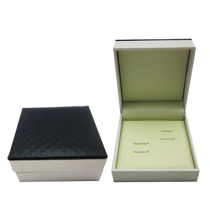 2对袖扣盒子包装 袖扣盒批发设计