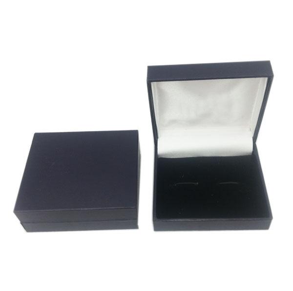 新款潮流袖扣盒 高档精致袖扣盒子