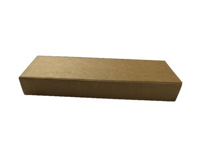 牛皮纸丝巾盒子 丝巾收纳包装礼盒
