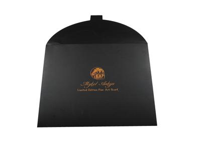 精美围巾包装盒 高档围巾盒可定做