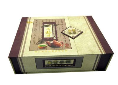 浙江茶叶包装盒 茶叶包装礼盒定制