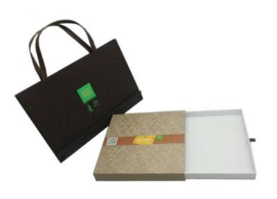 时尚精美丝巾纸盒 手提袋礼品盒