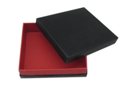 商务钱包包装盒 钱包商务礼盒
