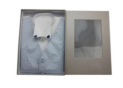 男装衬衫包装盒 品牌衬衫盒厂家