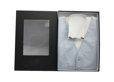 品牌男装衬衫包装盒定制