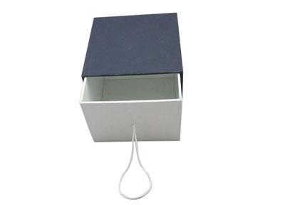 时尚精品领带包装盒定制设计