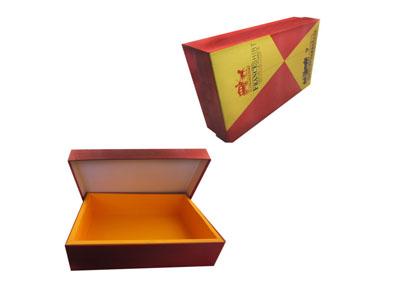 高档商务衬衫包装礼盒定制