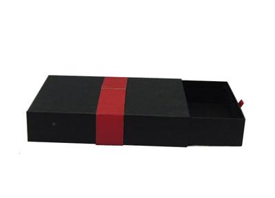 商务丝绸包装礼盒定制