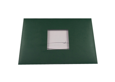 简约方巾包装盒 精美丝巾纸质折盒