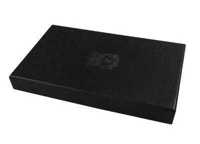 男士商务钢笔包装盒 高档钢笔礼盒