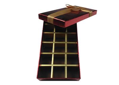 礼物包装巧克力纸盒 爱心礼品纸盒