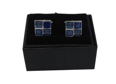 高端定制袖扣包装盒 精美袖扣礼盒
