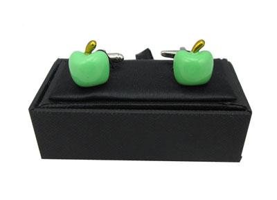 男士袖扣包装盒 商务袖扣礼品盒子